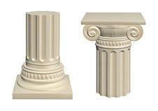 Coluna de pedra Foto de Stock Royalty Free