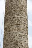 Coluna de Tajan fotos de stock