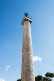 Coluna de Trajan Fotos de Stock