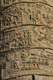 Coluna de Trajan imagem de stock