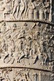 Coluna de Trajan em Roma imagem de stock