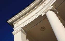 Coluna, detalhe fotografia de stock