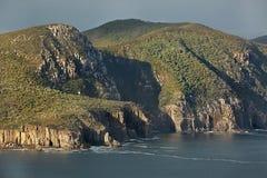 Coluna do cabo, paisagem tasmaniana Imagem de Stock Royalty Free