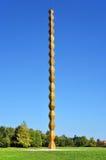 Coluna do infinito Foto de Stock Royalty Free