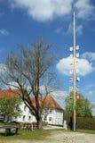 Coluna em Baumgarten Fotos de Stock Royalty Free