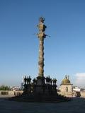 Coluna em Porto Fotos de Stock