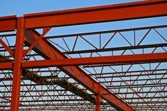 Coluna estrutural Fotos de Stock