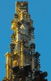 Coluna gótico Imagem de Stock