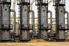 Coluna industrial. imagem de stock royalty free