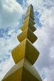 Coluna infinita Fotografia de Stock Royalty Free