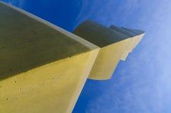 Coluna infinita de Brancusi foto de stock