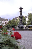 Coluna Koblenz, Alemanha Foto de Stock Royalty Free