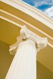 Coluna Neoclassic do edifício Fotos de Stock