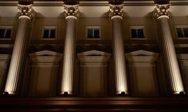 Colunas Imagem de Stock Royalty Free