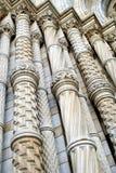 Colunas Fotografia de Stock Royalty Free