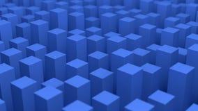 Colunas abstratas Imagens de Stock