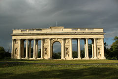 Colunas antigas de Roma Fotos de Stock