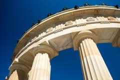 Colunas arquitetónicas Fotografia de Stock