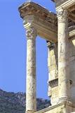 Colunas Célsio da biblioteca Fotos de Stock Royalty Free