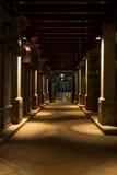 Colunas da passagem Imagem de Stock Royalty Free