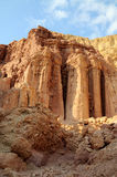 Colunas de Amram imagens de stock royalty free