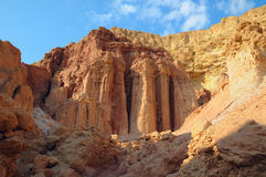 Colunas de Amram Foto de Stock
