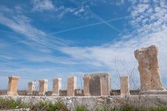 Colunas de Histria Imagens de Stock Royalty Free