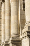 Colunas de justiça Foto de Stock Royalty Free