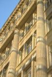 Colunas do Corinthian Foto de Stock Royalty Free