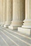 Colunas do Corinthian Imagem de Stock Royalty Free