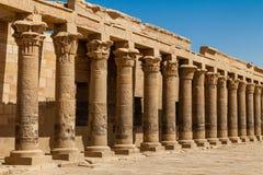 Colunas do Isis imagem de stock