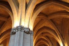 Colunas e arcos Fotografia de Stock Royalty Free