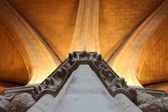 Colunas e arcos Fotos de Stock
