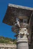 Colunas e capitais Fotografia de Stock Royalty Free