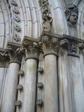 Colunas extravagantes Imagem de Stock Royalty Free