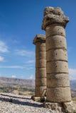 Colunas funerárias em Karakus Imagens de Stock Royalty Free