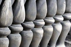 Colunas medievais Fotos de Stock Royalty Free