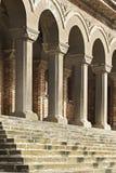 Colunas ortodoxos da catedral de Timisoara Fotos de Stock Royalty Free