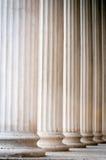 Colunas velhas Fotografia de Stock Royalty Free