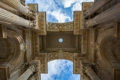 Colunata nova Potsdam dos communs do palácio Fotos de Stock
