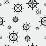 Colunbus-Tag oder Marinemuster Stockbild