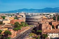 colusseum Ιταλία Ρώμη Στοκ φωτογραφία με δικαίωμα ελεύθερης χρήσης