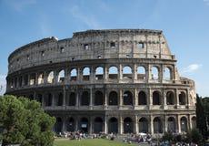 Colussium在罗马 免版税图库摄影