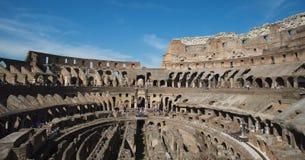 Colussium en Roma Foto de archivo libre de regalías