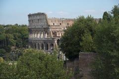 Colussium in Rom Stockbild