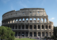 Colussium in Rome Royalty Free Stock Photography
