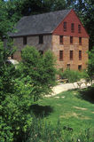 Colvin Run Grist Mill, Fairfax, VA Stock Photos