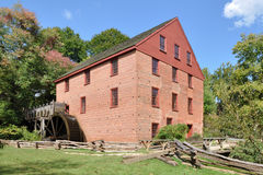 Colvin Run Mill Royalty Free Stock Photo