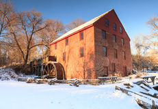 Colvin Run Mill, Great Falls, Virginia Stock Photos