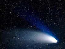 Comète HaleBopp Images libres de droits